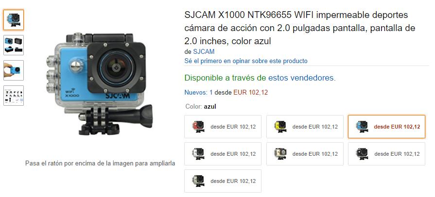 comprar sj1000