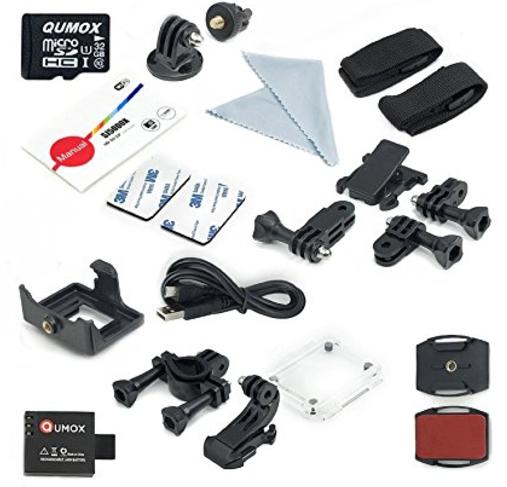 accesorios qumox sj5000x elite