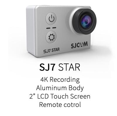 características SJCAM SJ7 Star